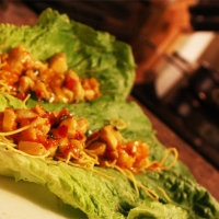 sarah's lettuce wraps are better